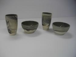 Cups and bowls Rachel Kroeker