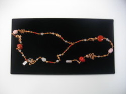 Handmade necklaces and bracelet by Catherine Kreindler 1