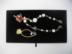 Handmade necklaces and bracelet by Catherine Kreindler 3