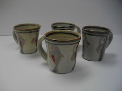 photo 1 fish design mugs by Tom Roberts