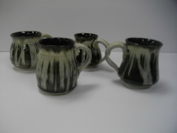 photo 3 birch tree mugs by Lizette Ptashnick