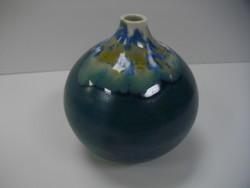photo 4 crystalline porcelain vase by Lizette Ptashnick
