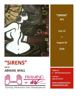 Sirens by Abigail Wall